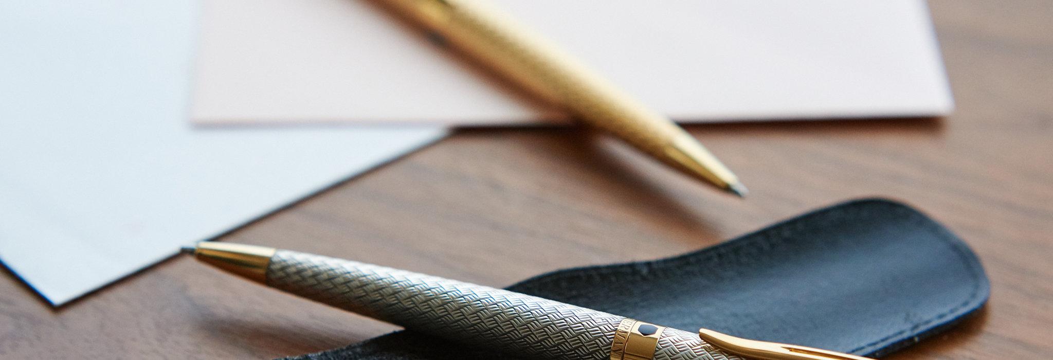 レタロン、カレン、ジェントルマン100。フランス生まれの筆記具、ウォーターマンに恋して。 _image