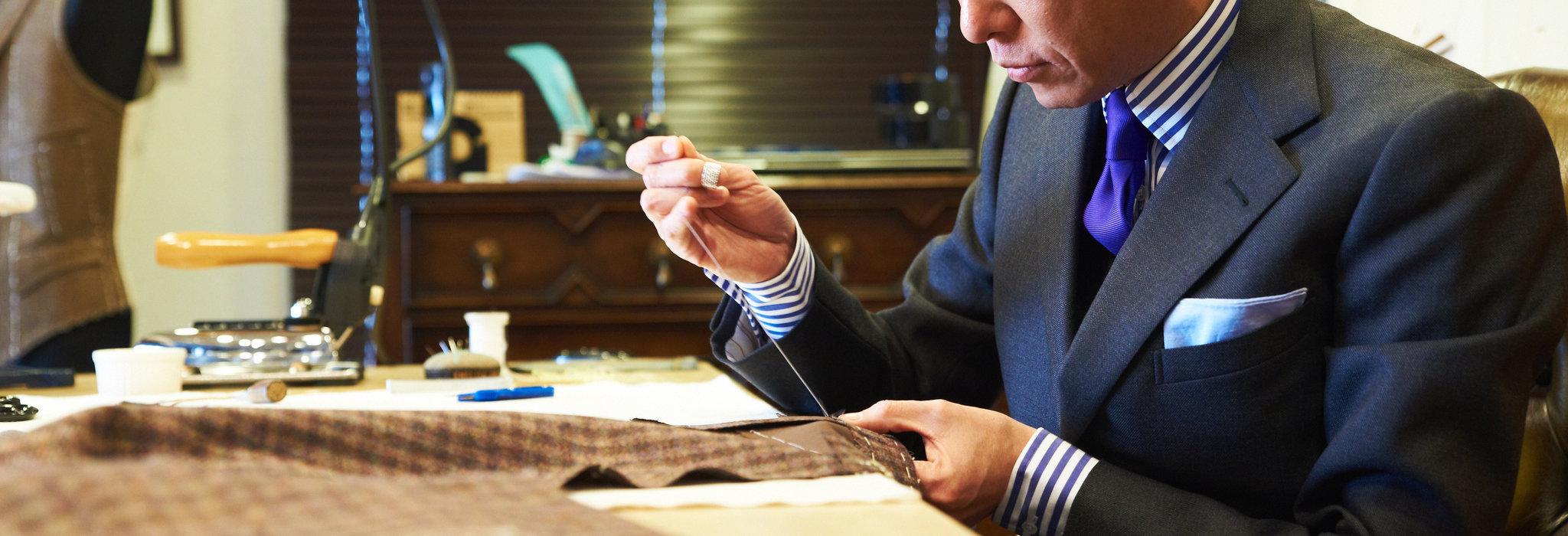 テーラー界でも一目置かれる妥協のないスーツ作り。ビスポークテーラー・Dittos。_image