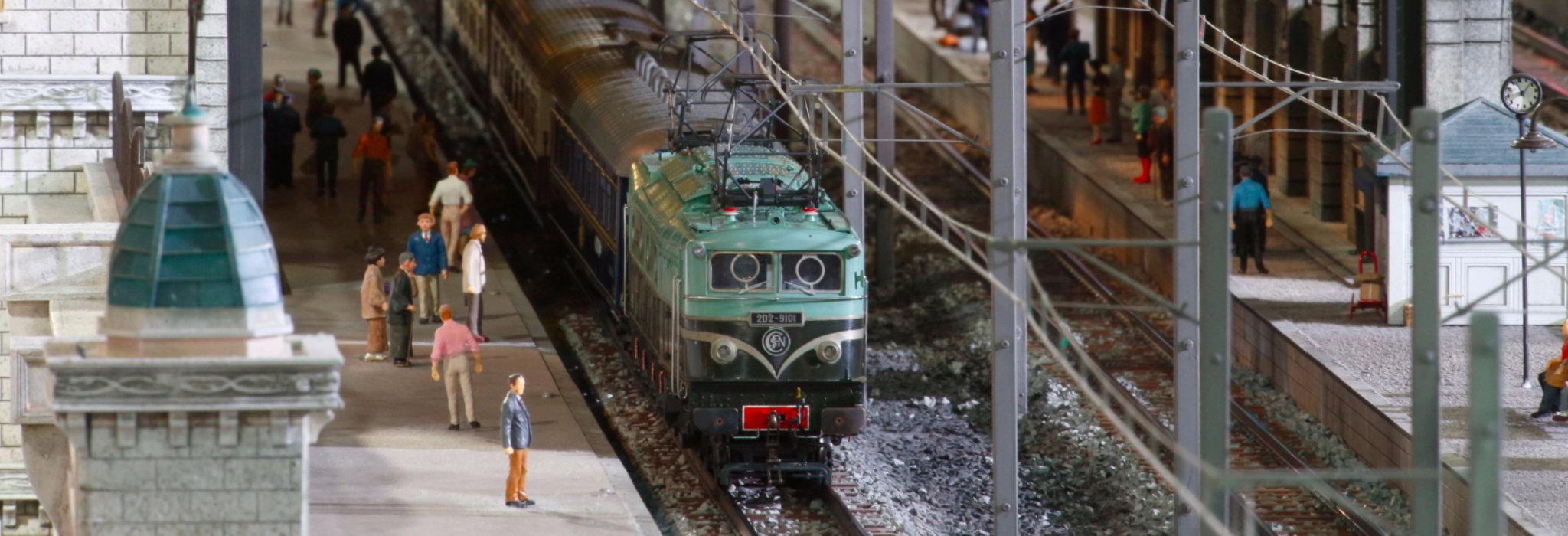 一度は訪れてみたい! ビッグスケールな鉄道ジオラマ展示。_image