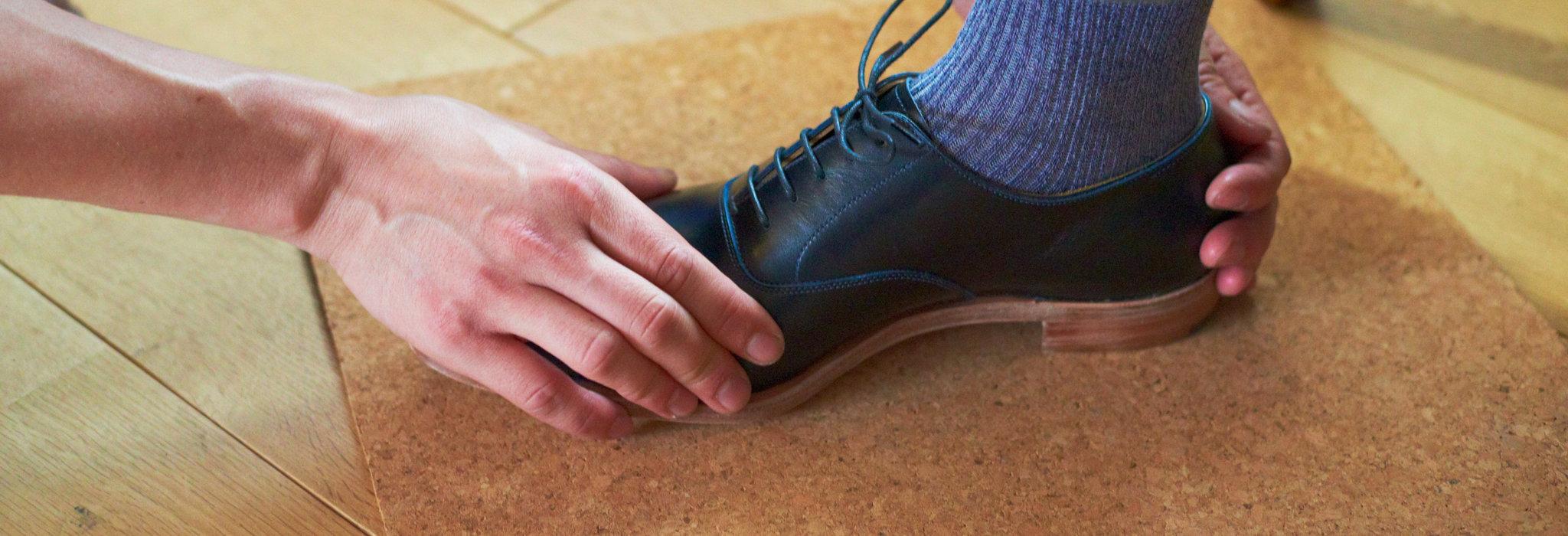 もう革靴のサイズ選びで失敗しない! 試着で確かめたいポイント5点!_image
