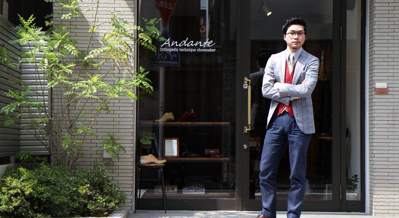 ビスポークシューズ「Andante(アンダンテ)」―整形靴の機能性と造形美の融合―_image