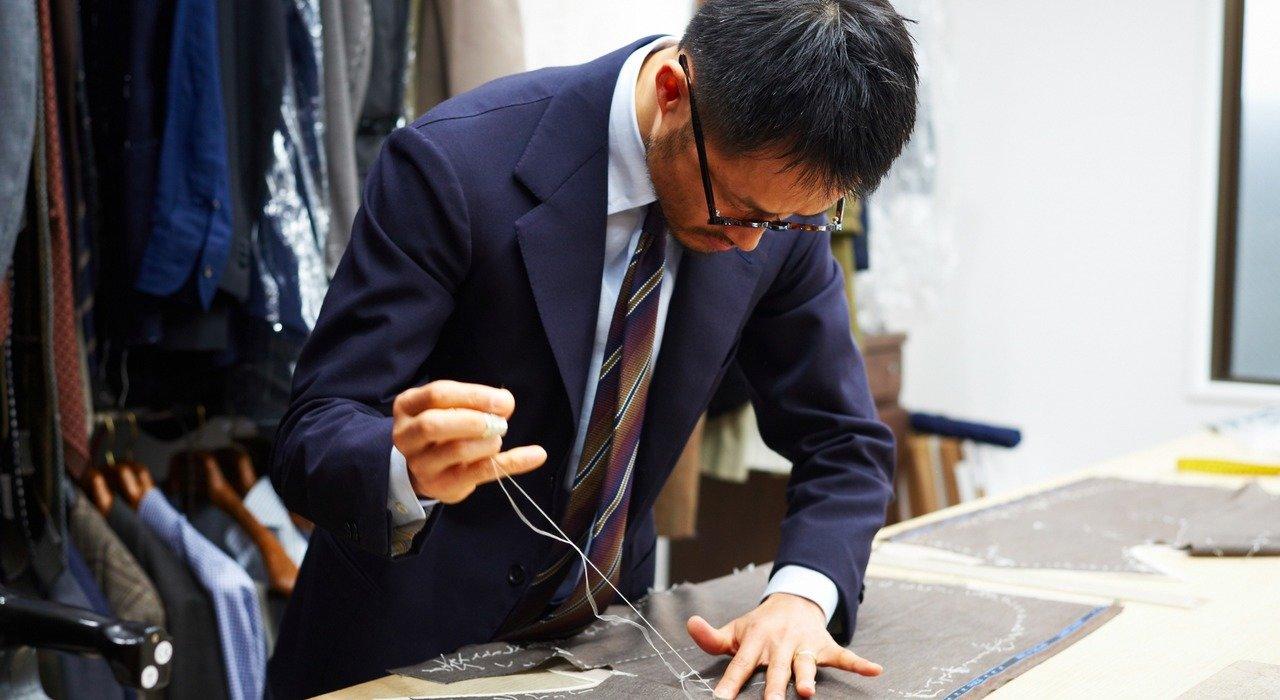 ナポリ仕立てを独自に昇華。Sartoria Ciccio  上木規至氏が目指す完璧なスーツスタイルとは。_image