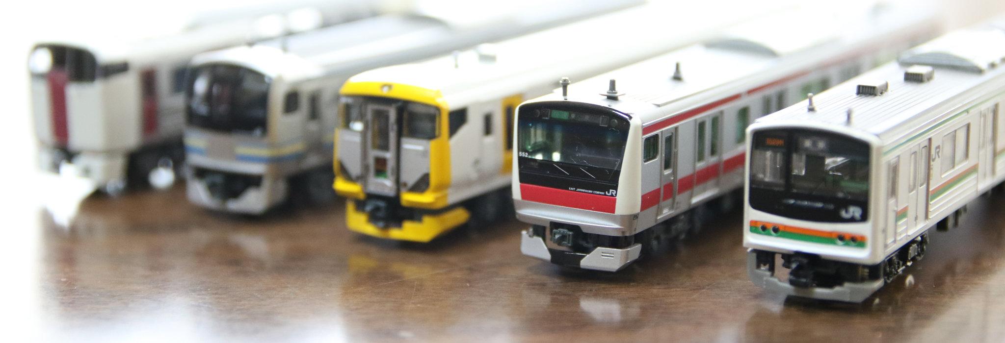 総再生回数100万回以上。鉄道模型YouTuber、tomy Hiratsukaさんが語る、Nゲージ鉄道模型の魅力とは。_image