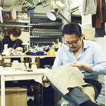 世界に誇るべき日本のパンツ職人・尾作隼人の穿いて美しいパンツとは。_image