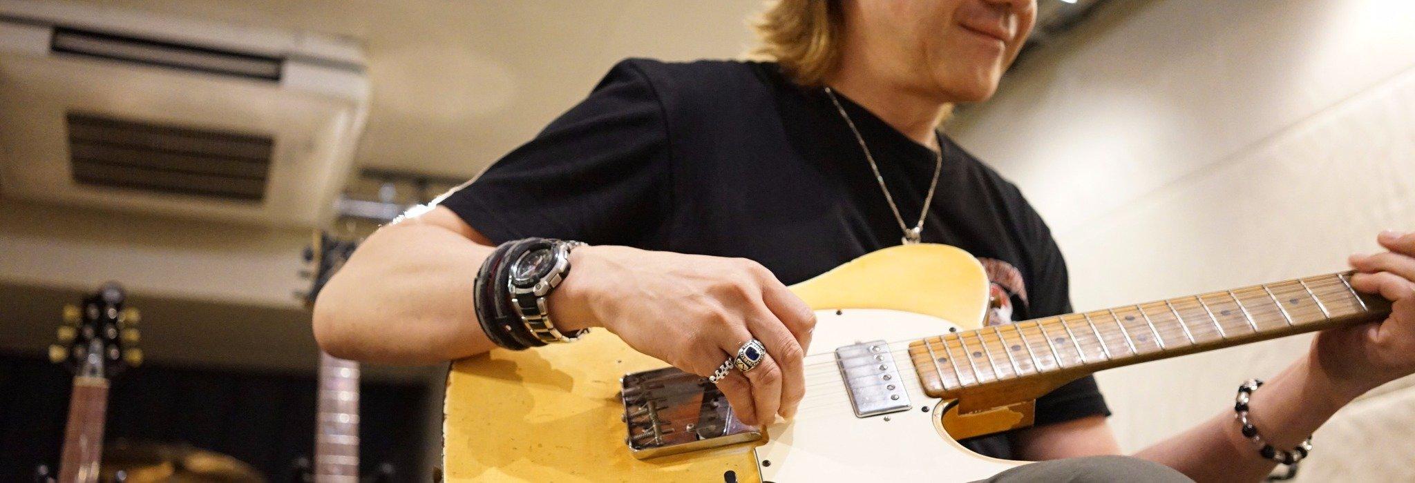 所有ギターは約300本!ギタリスト・野村義男さんが語る「私がギターを集める理由」。_image