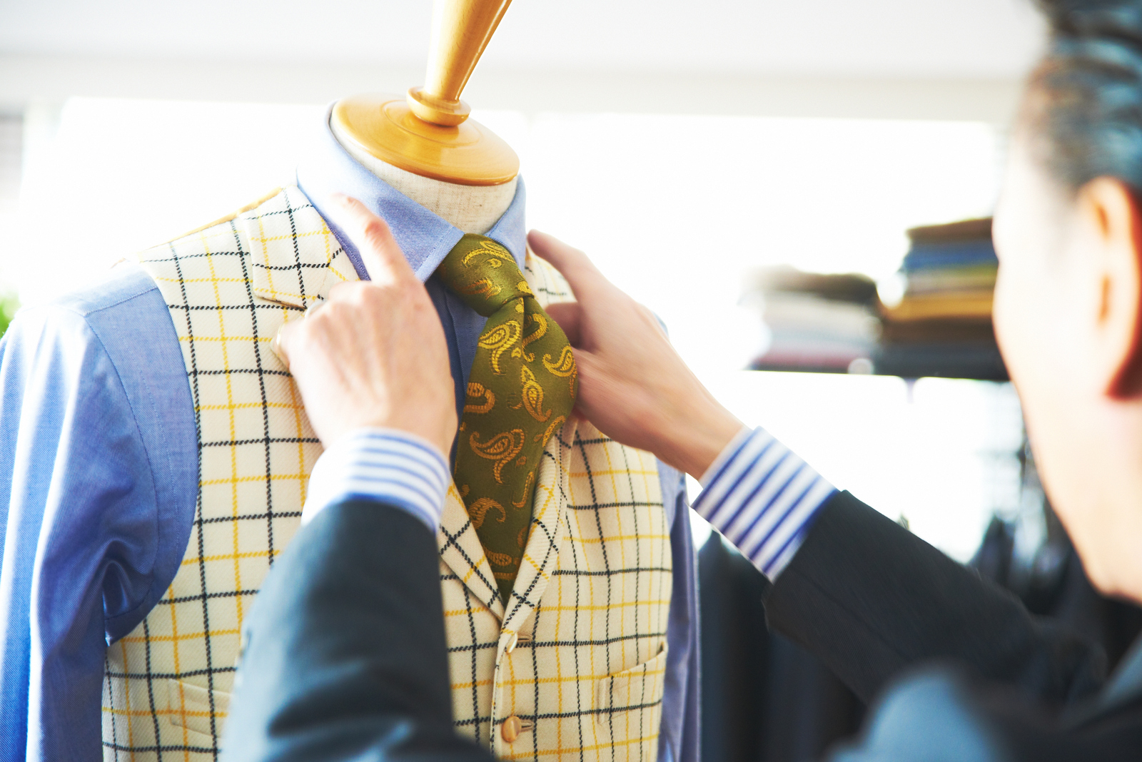 テーラー界でも一目置かれる妥協のないスーツ作り。ビスポークテーラー・Dittos。 | MUUSEO SQUARE