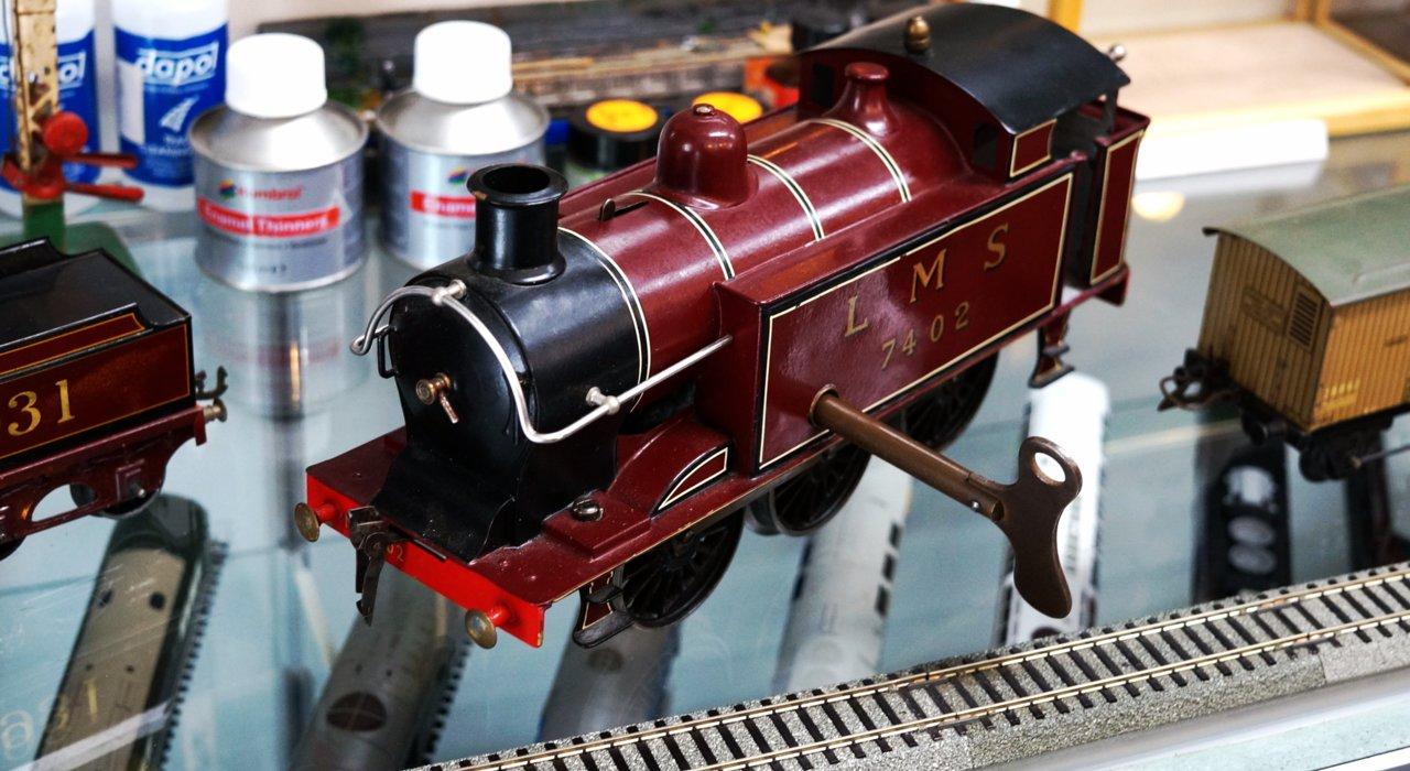 英国ファン必見!英国鉄道模型専門店「メディカルアート」でイギリスを走る新旧の鉄道を見つける。_image