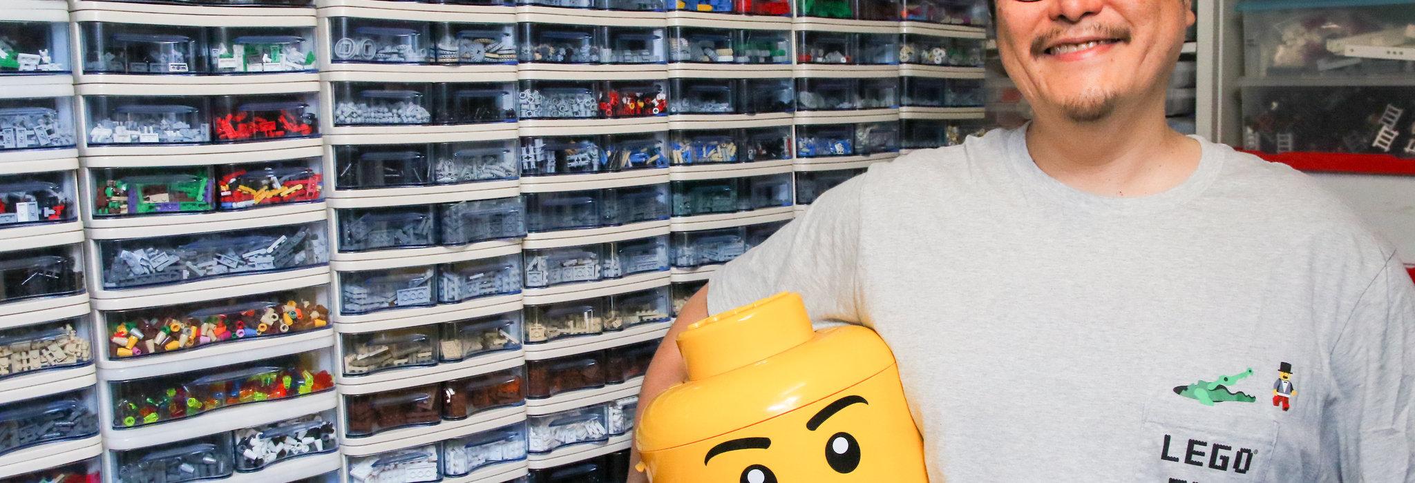 子どもからおじいちゃんまで、誰でも手を伸ばせる芸術の世界。元LEGOアンバサダーさいとうよしかずさんが語る、LEGOブロックの魅力とは。_image