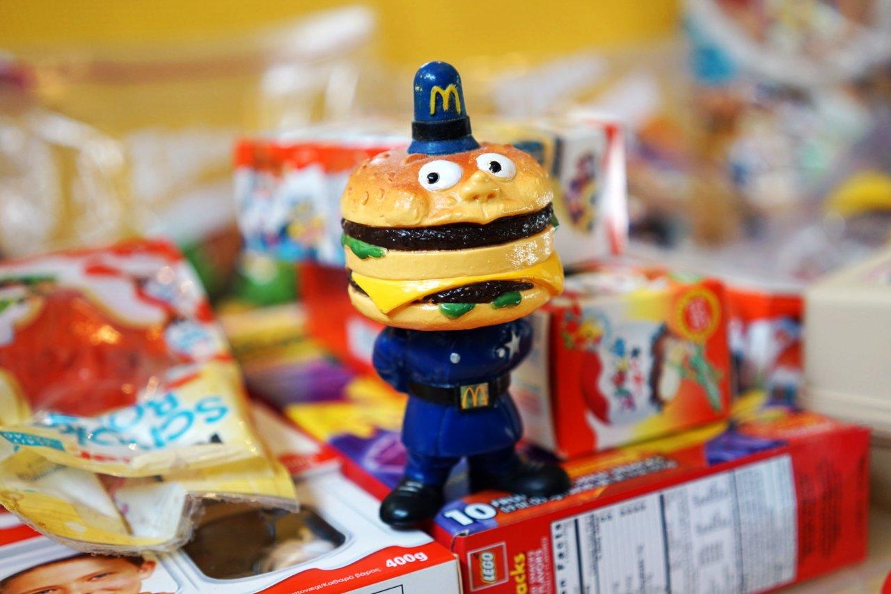 Big Mac Police(ビックマックポリス)