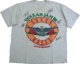 Gnr texxasjam88 autographed t f