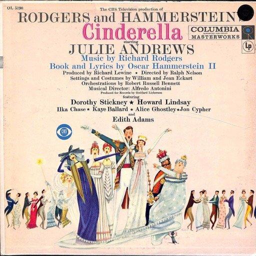 Julie andews cinderella ol 5190