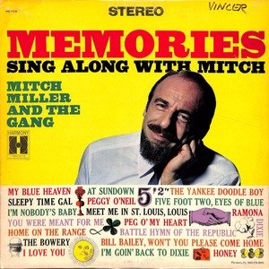 Mitch miller and the gang memories hs 11242