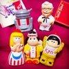 KFC ケンタッキー カーネル指人形(1986)