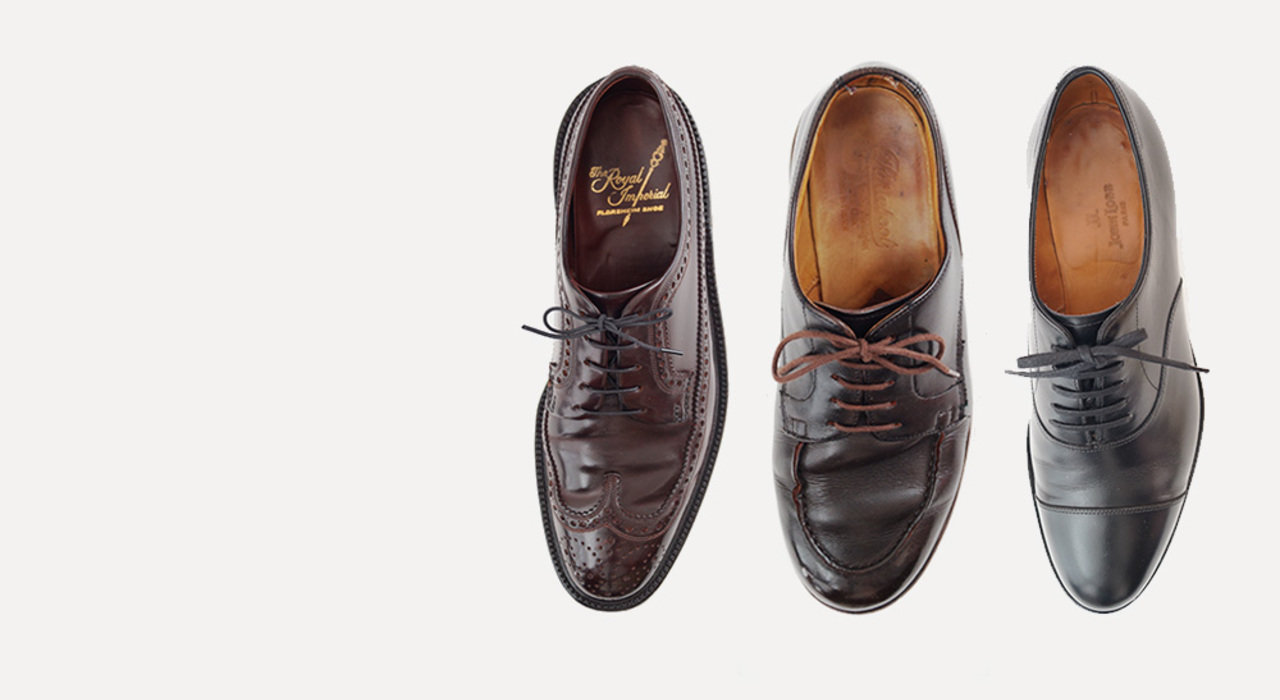 革靴の種類が丸わかり。定番デザイン7選!_image