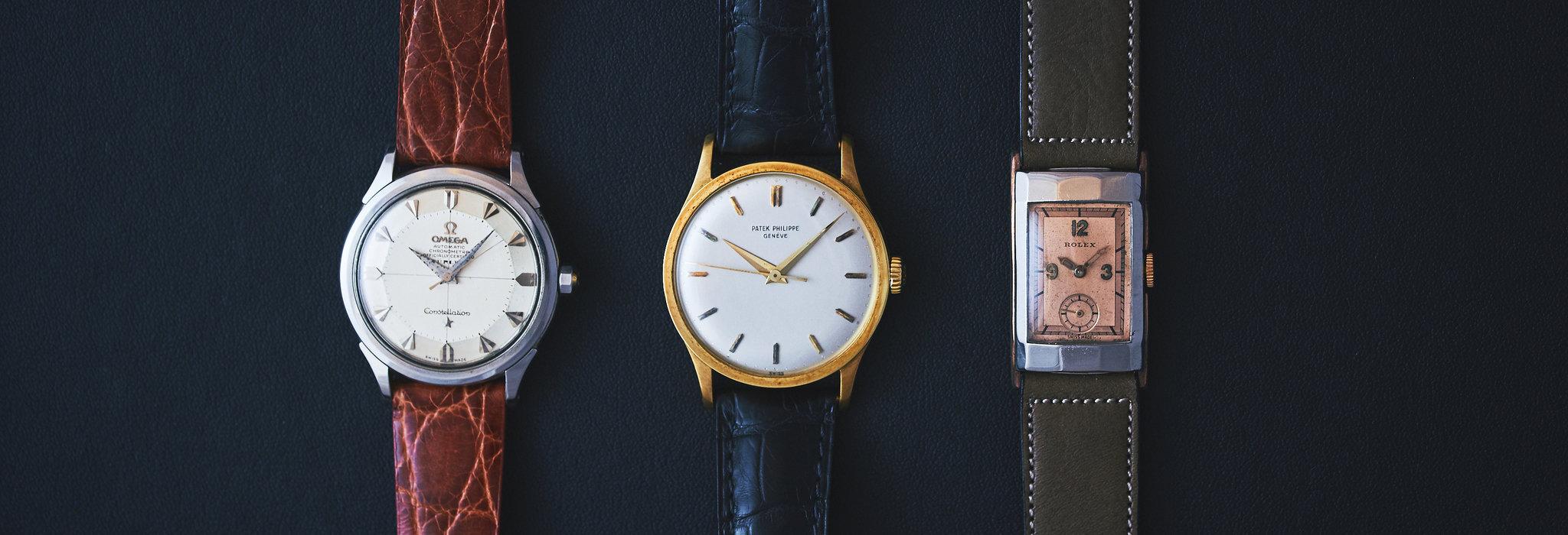 信頼できるアンティーク時計を探して、シェルマン銀座店を訪ねる_image