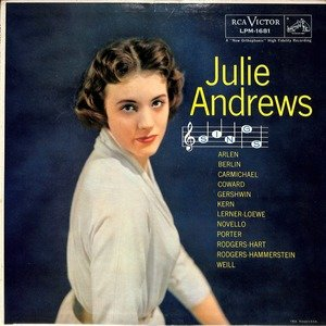 Julie andrews julie andrews  28lpm 1681 29