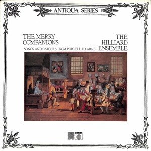 The hillard ensemble the merry companions  28saga 5477 29