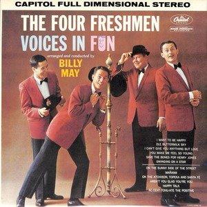 The four freshmwn voices in fun  28ems 1131 29