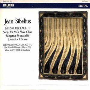 Sibelius mieskuorolaulut  28fad 205 lp2 29