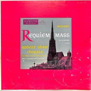 Robert shaw mozart requiem mass  28lm 1712 29