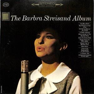 Barbbra streisand the barbra streisand album  28cs 8807 29