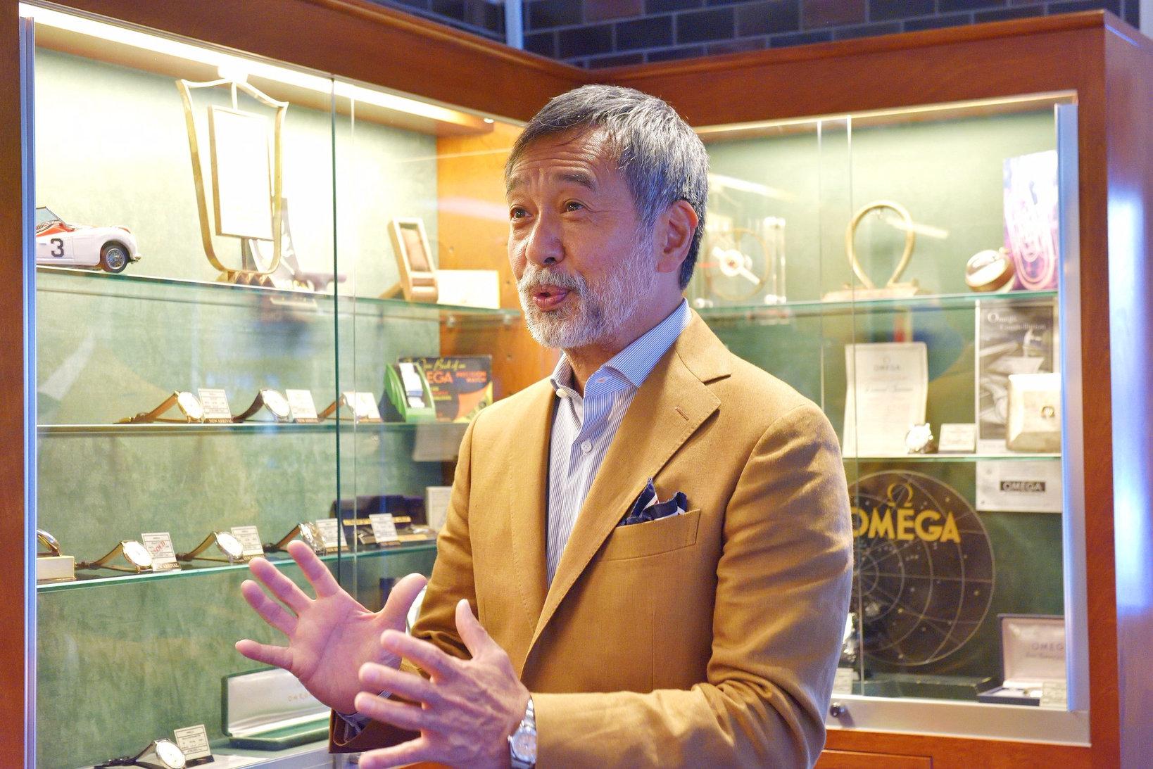 ケアーズの創業者であり、現在は会長をつとめる川瀬さん