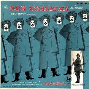 Serge jaroff the don cossacks on parade  28ml 4473 29