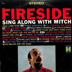 Mitch miller fireside sing along with mitch  28hs 11241 29