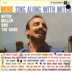 Mitch miller more sing along with mitch  28cl 1243 29