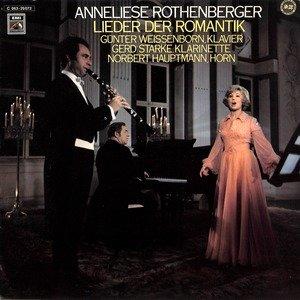 Anneliese rothenberger lieder der romantik 28c 063 29072 29