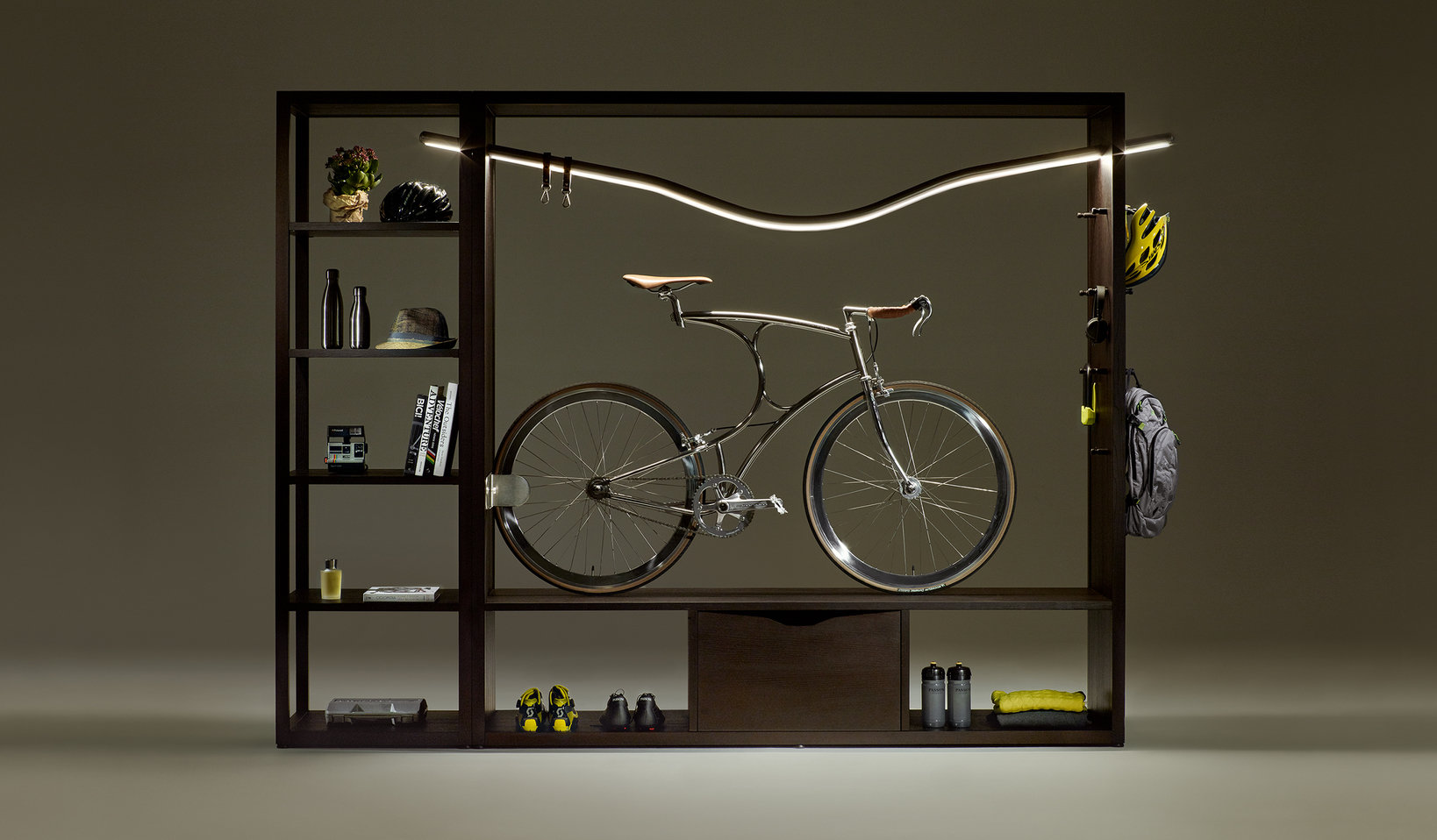 BIKE SHELF・DOMUS