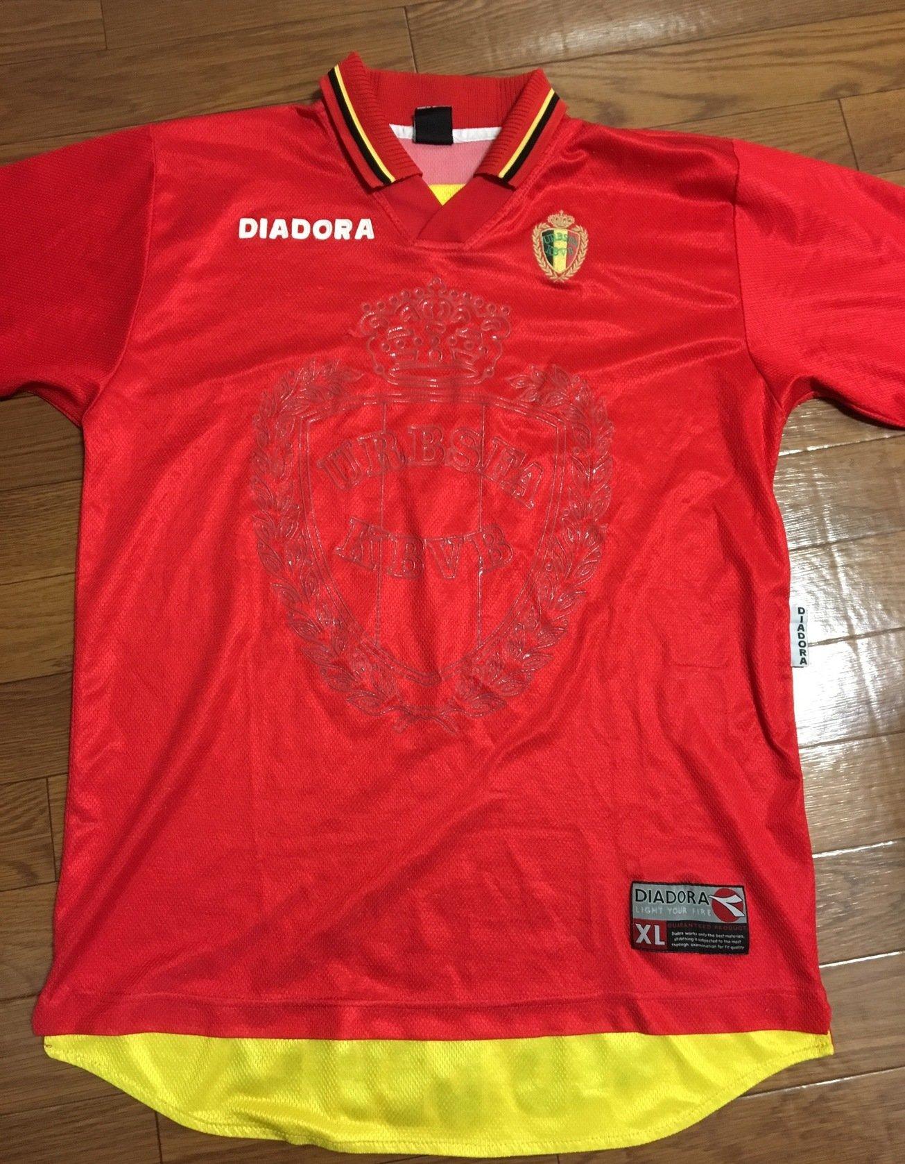 ベルギー 96-97 1st [ナショナル...