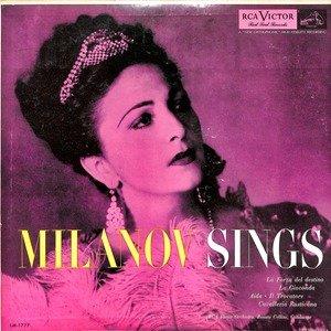 Robert shaw milanov sings  28lm 1777 29