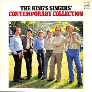The king 27s singers contemporary collection  28vic 2060 29