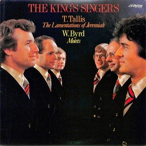 The king 27s singers the lamentations of jeremiah  28vic 2092 29