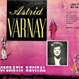 Astrid varnay operatic recital  28rlp 199 53 29