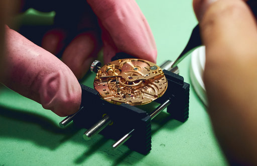 職人に尋ねる、腕時計のオーバーホール_image