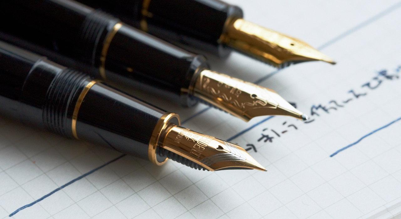 万年筆の書き味を決める重要パーツ。ペン先の奥深さを学ぶ_image