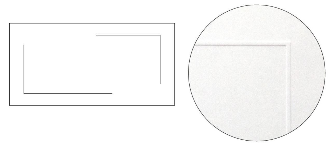 no.1 ■紙:さくら CoC 025 ■加工:エンボス