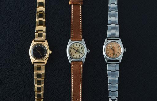 個性豊かなバブルバックが揃う。老舗のアンティーク時計店「プライベート・アイズ」の筋の入ったこだわりとは。_image