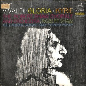 Robert shaw vivaldi gloria and kirie  28shp 2459 29