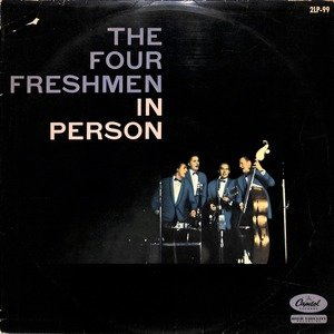 The four freshmen in person  282lp 99 29