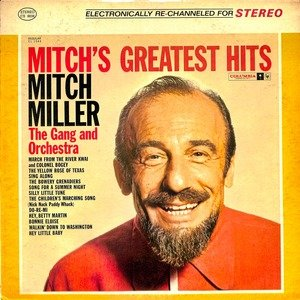 Mitch miller mitch 27s greatest hits  28cs 8638 29