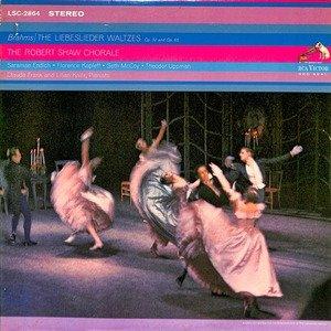 Robert shaw the liebeslieder waltzes  28lsc 2864 29