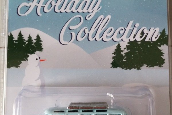 A disney christmas gift 1986 chevy