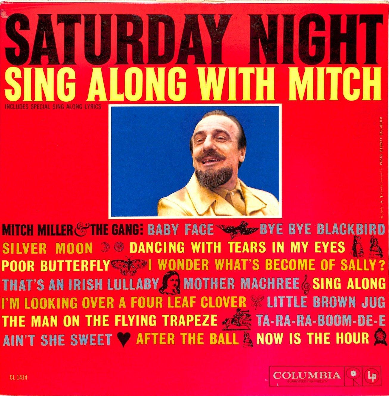 Mitch miller saturday night  28cl 1414 29