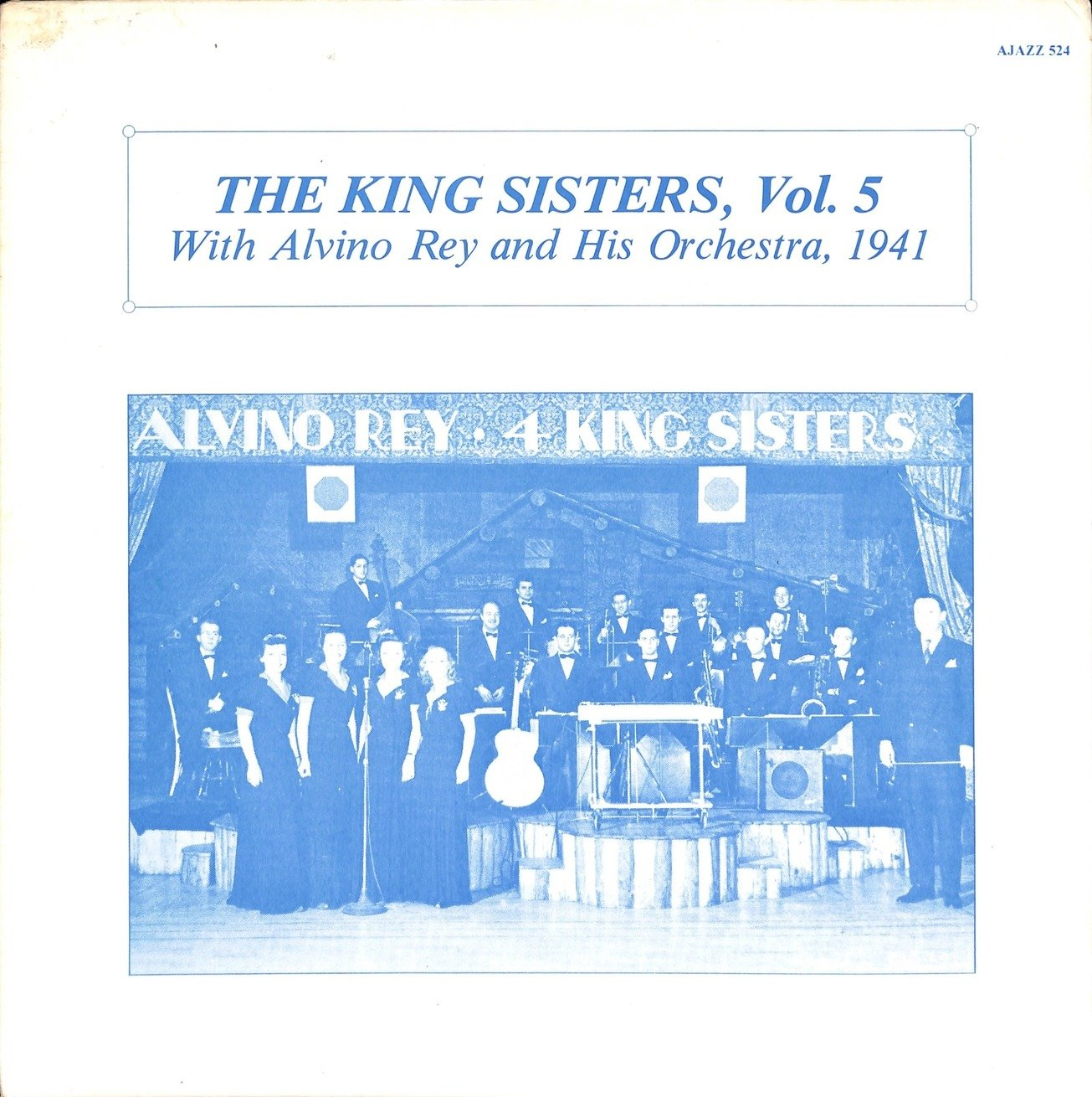 The king sisters the king sisters vol.5  28ajazz 524 29