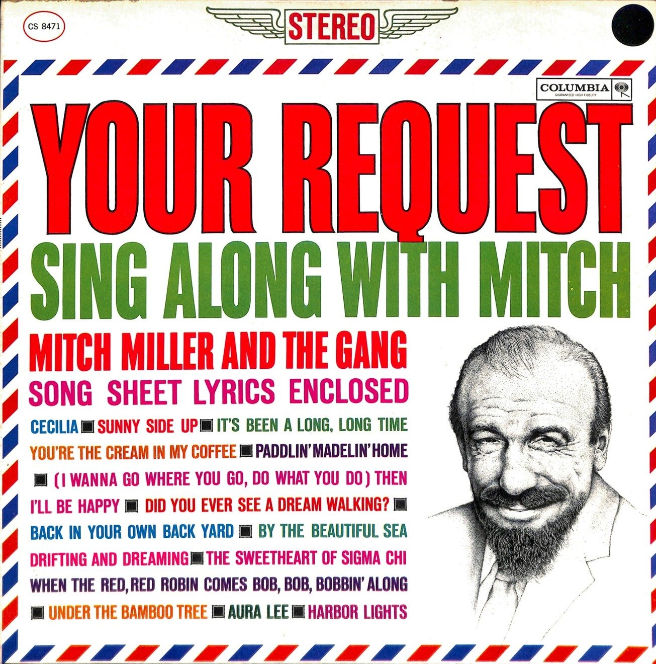 Mitch miller your request  28cs 8471 29