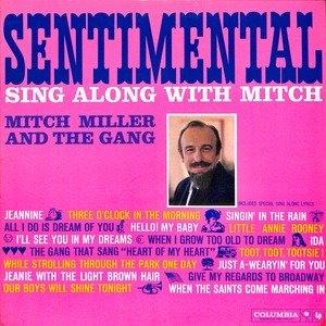 Mitch miller sentimental  28cl 1457 29