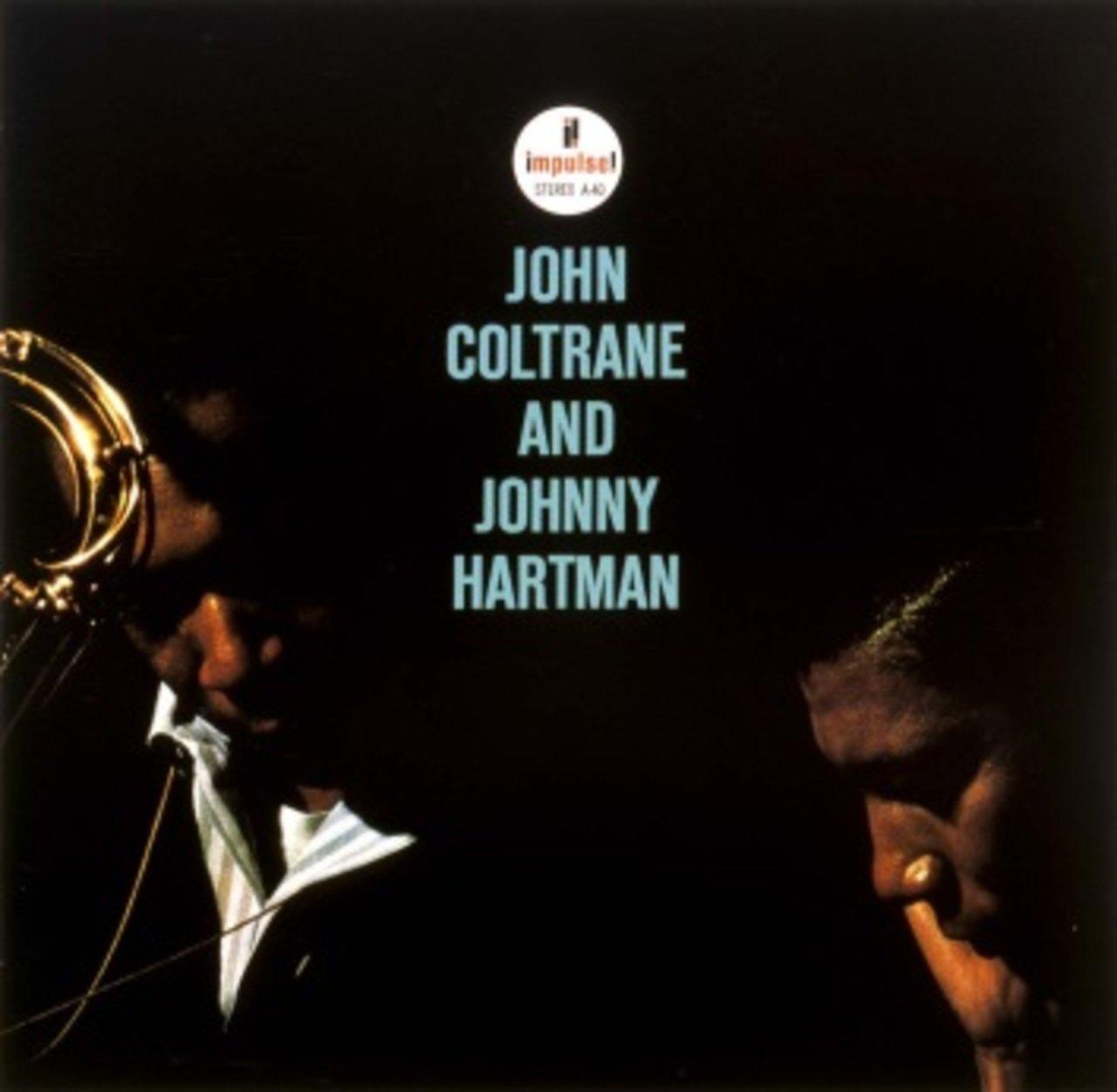 『ジョン・コルトレーン・アンド・ジョニー・ハートマン』PROZ-1108 4988031289228